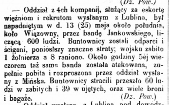 Gazeta Warszawska 1863, nr 119 (28 maja)
