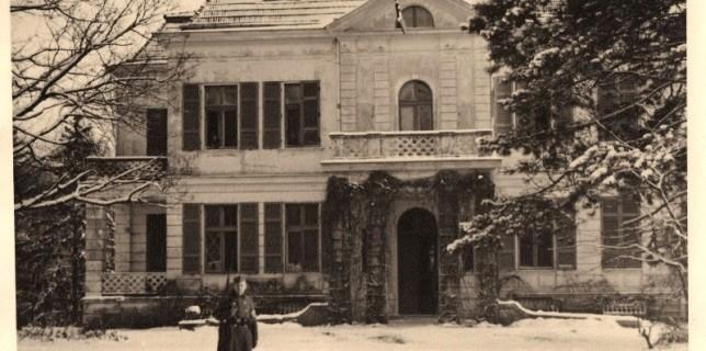 Pałac w Wiązownie (1941-1944r.), ze zbiorów Pawła z Wiązowny
