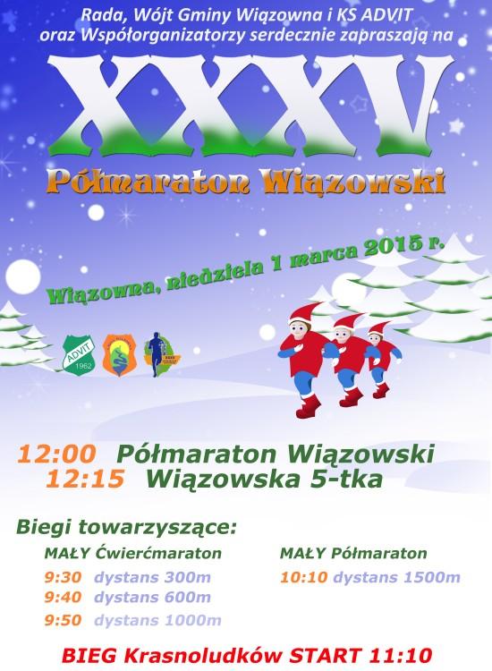 Półmaraton Wiązowski