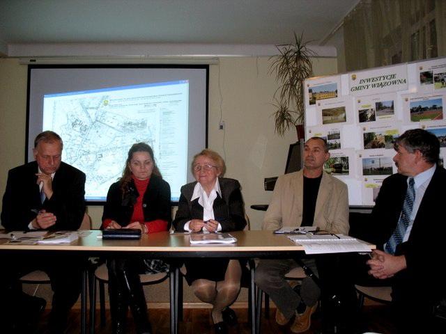 Spotkanie wyborcze KWW Wspólnota Samorządowa