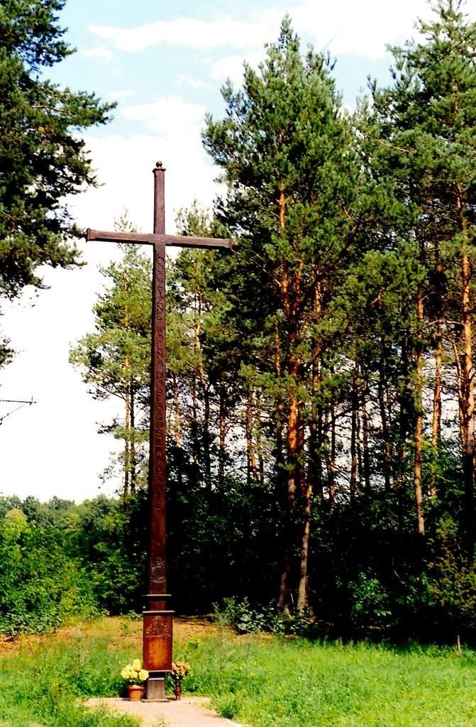 Krzyż w Rudce
