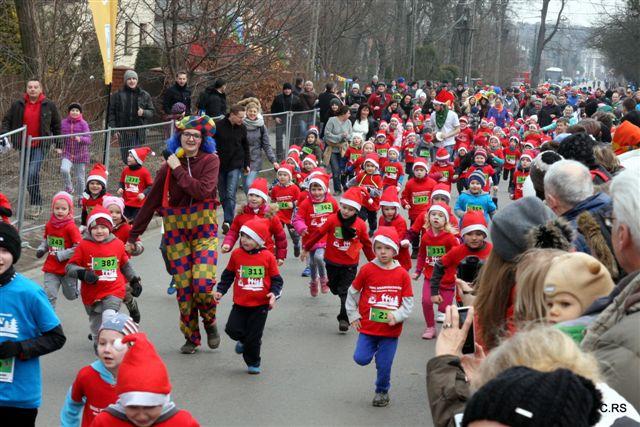 Bieg Krasnoludków, 1.03.2015