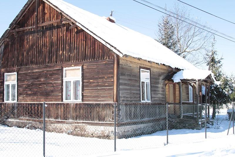 Najstarszy dom we wsi, foto: KW