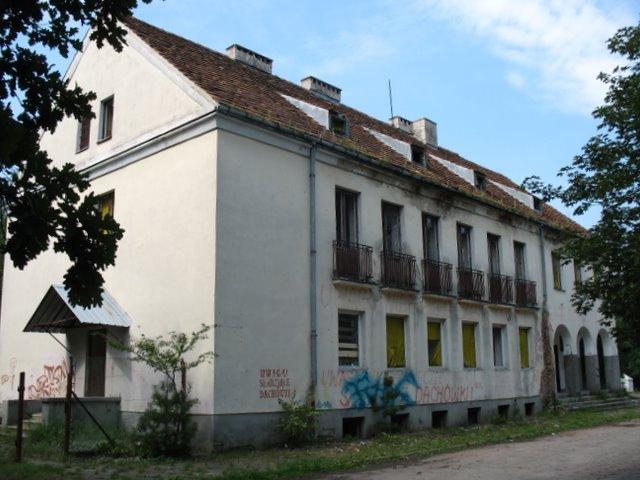 Dom Społeczny w Radiówku, foto: RS