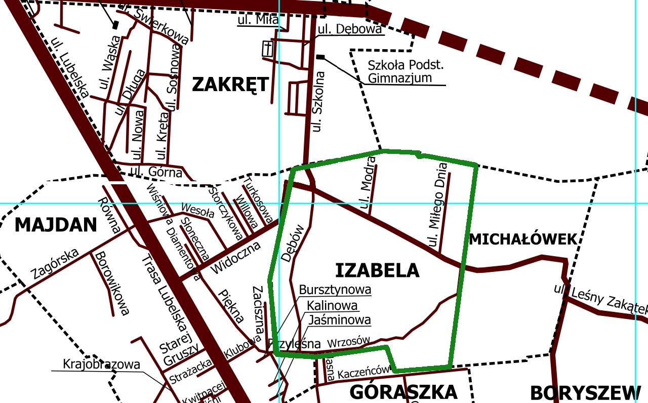 Ulice Izabeli
