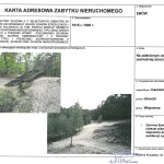 Karta adresowa zabytku w Emowie, źródło: UG Wiązowna