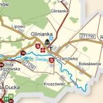 Czarnówka, na podstawie mapy UG