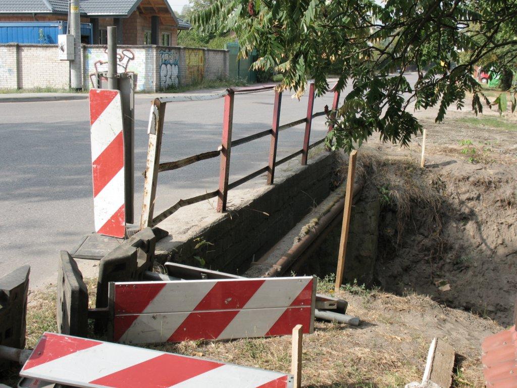 Remont mostu przy Kościelnej, foto: RS