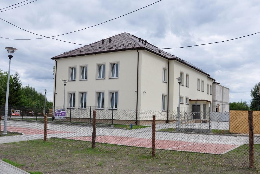Szkoła w Malcanowie