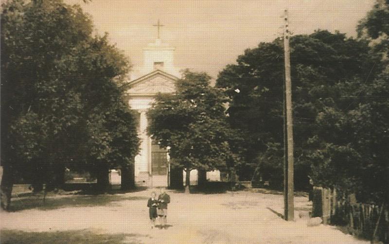 Kościół w Wiązownie