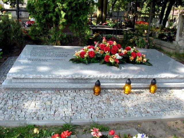 10.09.09, w dniu 70-ej rocznicy śmierci pilotów, foto: R.Szczęsny