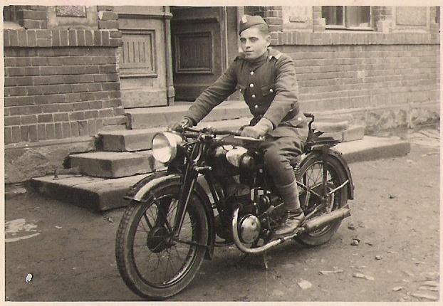 Stanisław Oleksiński, zdjęcie ze zbiorów Elżbiety Jakubczak