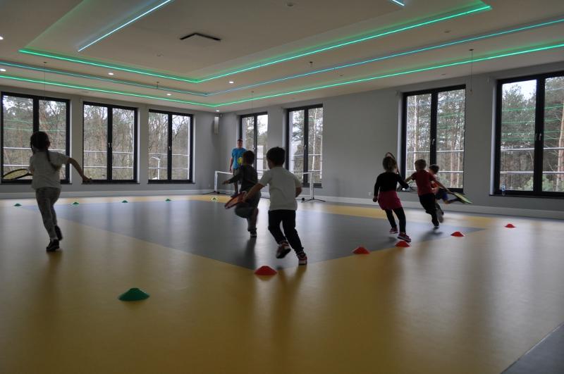 Tenis - zajęcia dla najmłodszych