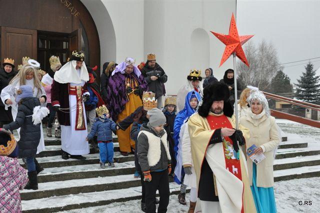 I Wiązowski Orszak Trzech Króli