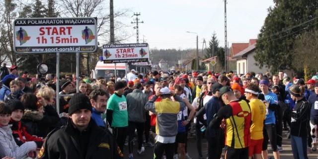 XXX Półmaraton Wiązowski