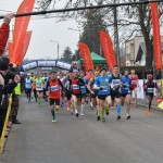 Start biegu głównego