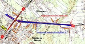 Koncepcja programowa, źródło: www.s17-zakret-lubelska.com.pl
