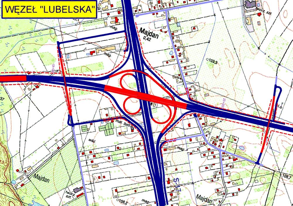 Węzeł Lubelska