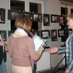 Wystawa fotograficzna sekcji GOK