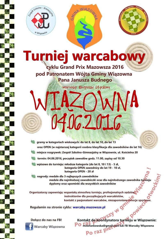 Turniej Warcaby