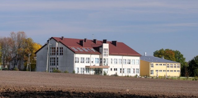 Gimnazjum w Gliniance