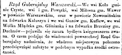 Dziennik Warszawski, nr 258, 2 grudnia 1869