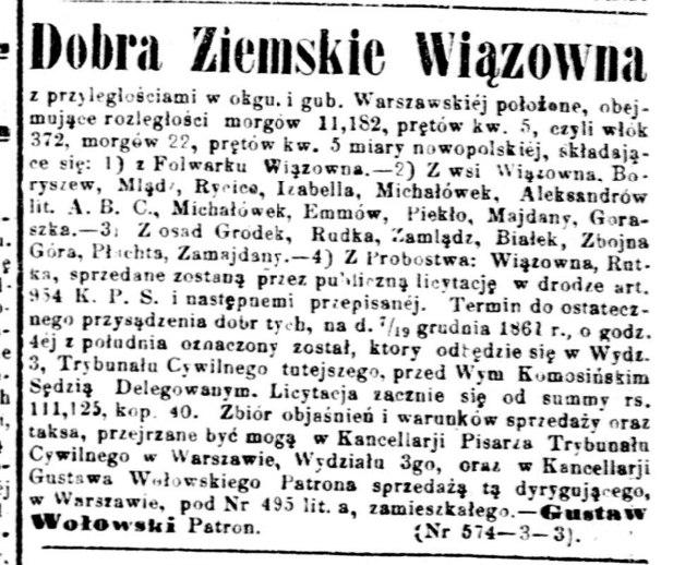 Gazeta Polska, nr 296, 14 grudnia 1861