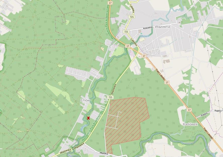 źródło: OpenStreetMap