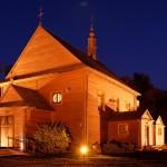 Kościół pw. św. Wawrzyńca w Gliniance, foto: R.Koziarski