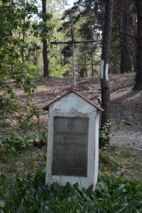 Pomnik żołnierzy 1863, 1920, 1939,